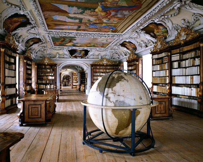ห้องสมุด, ออสเตรีย