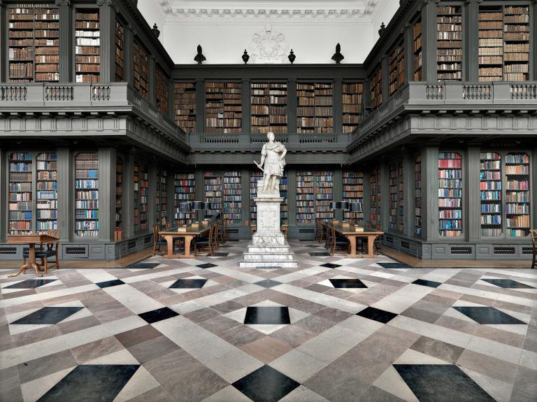 ห้องสมุด, อ๊อกซฟอร์ด, อังกฤษ