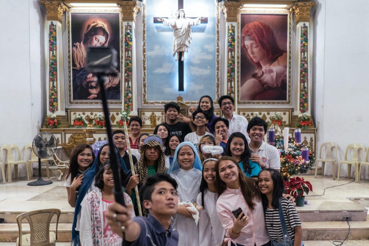 กลับบ้าน, ฟิลิปปินส์, วันคริสต์มาส
