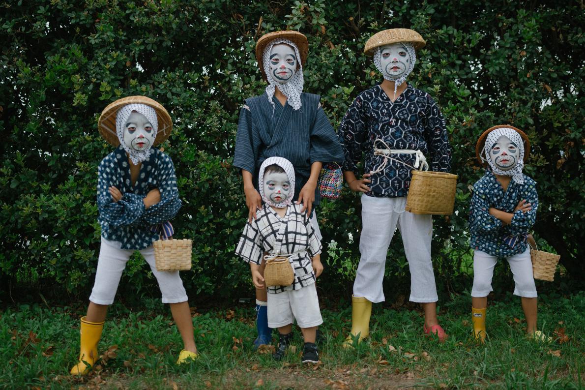 กลับบ้าน, โอบง, เทศกาลญี่ปุ่น