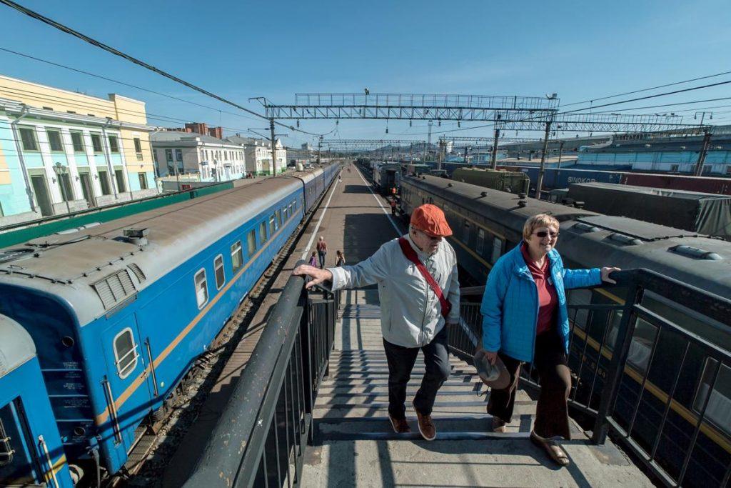 รถไฟสายทรานส์-ไซบีเรีย