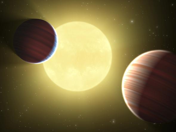 ดวงอาทิตย์, ดาวฤกษ์, ระบบสุริยะ