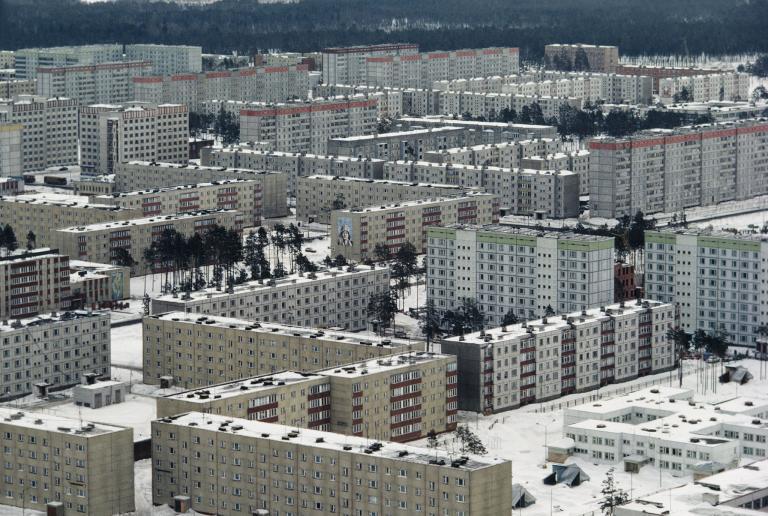 เชอร์โนบิล, Pripyat