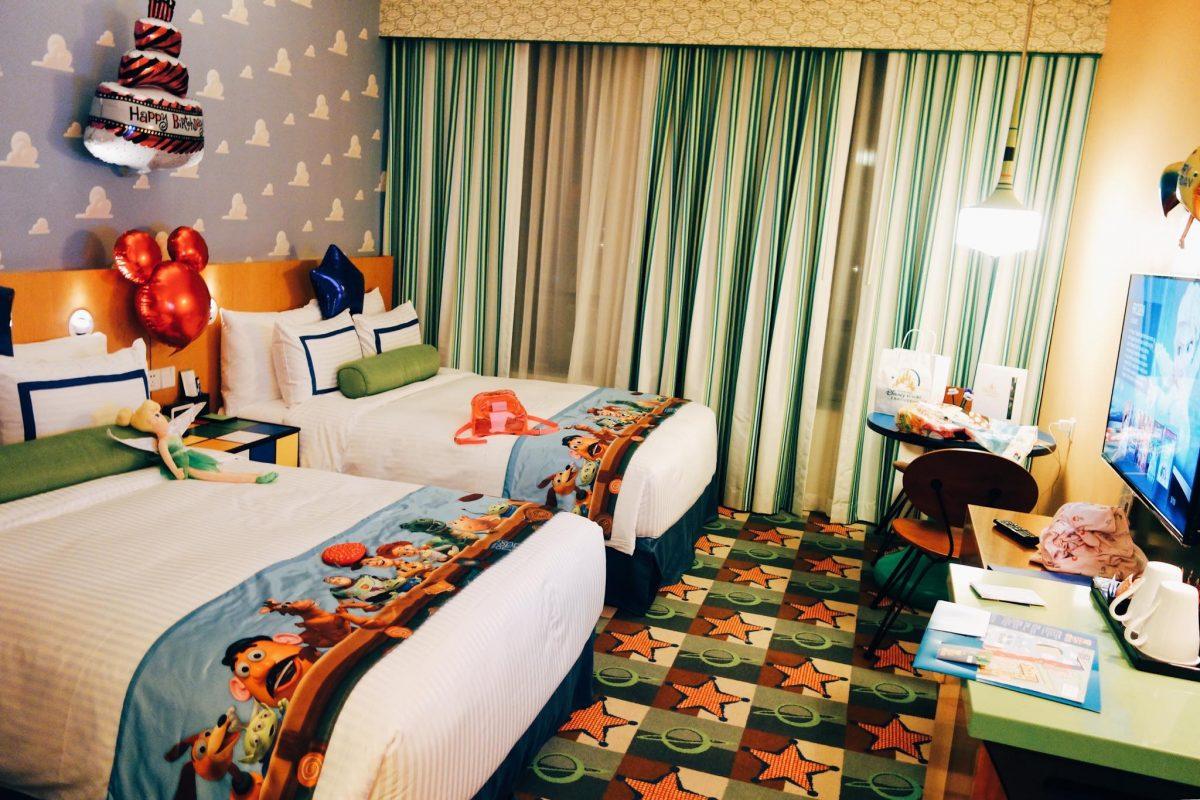 ห้องพัก, แบบห้องพัก, ห้องพักโรงแรม