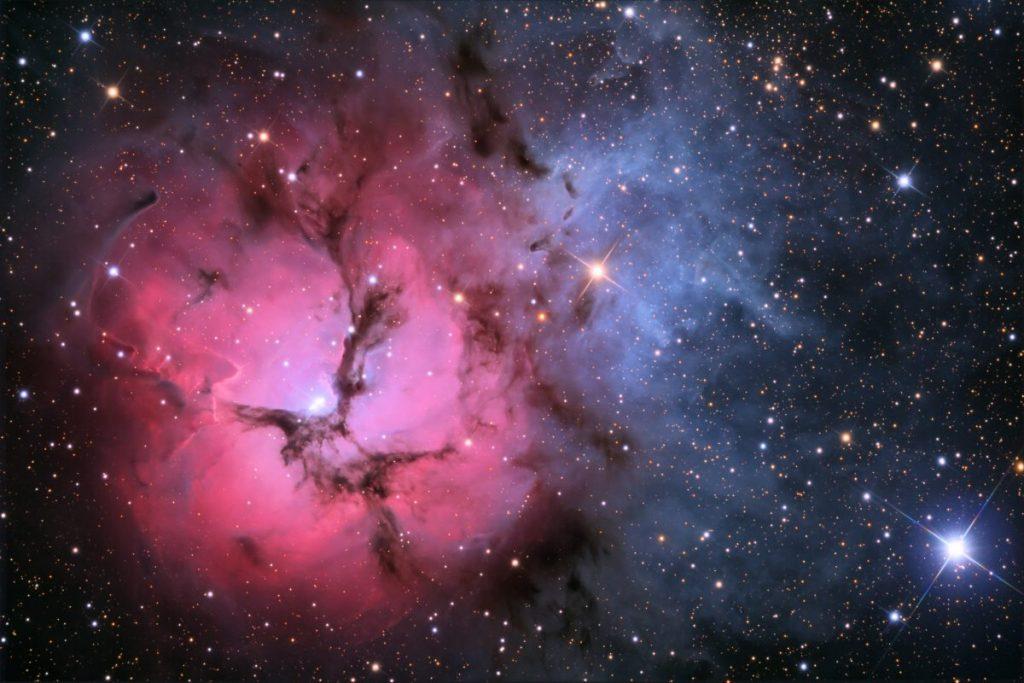 เนบูลา, กำเนิดดวงดาว, ดาวฤกษ์