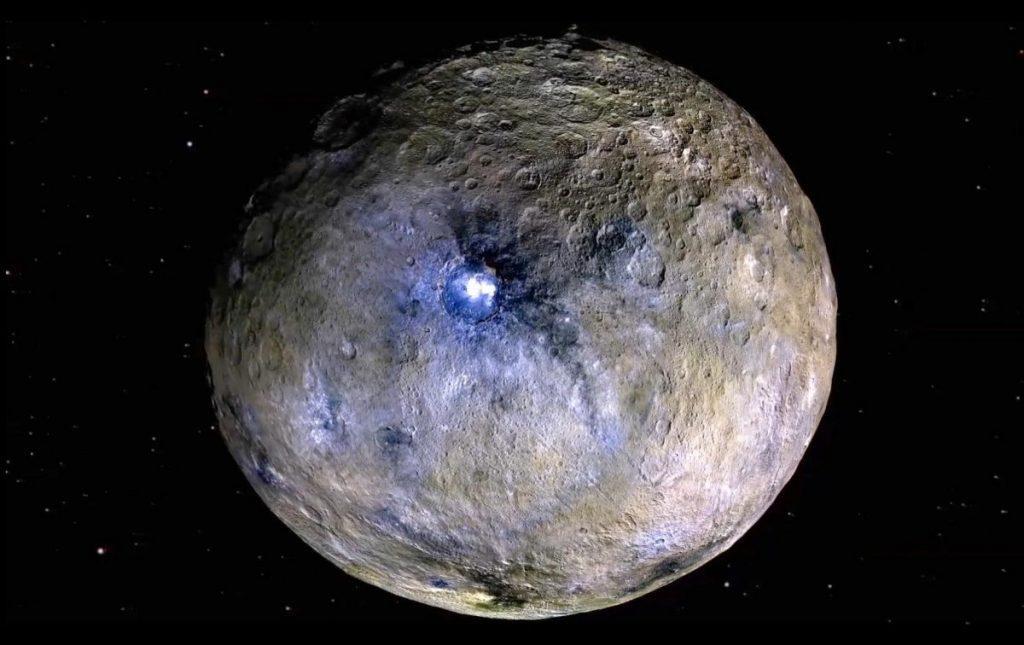 ดาวเคราะห์แคระ, ดาวเคราะห์ในระบบสุริยะ, ดาวซีรีส, ระบบสุริยะจักรวาล