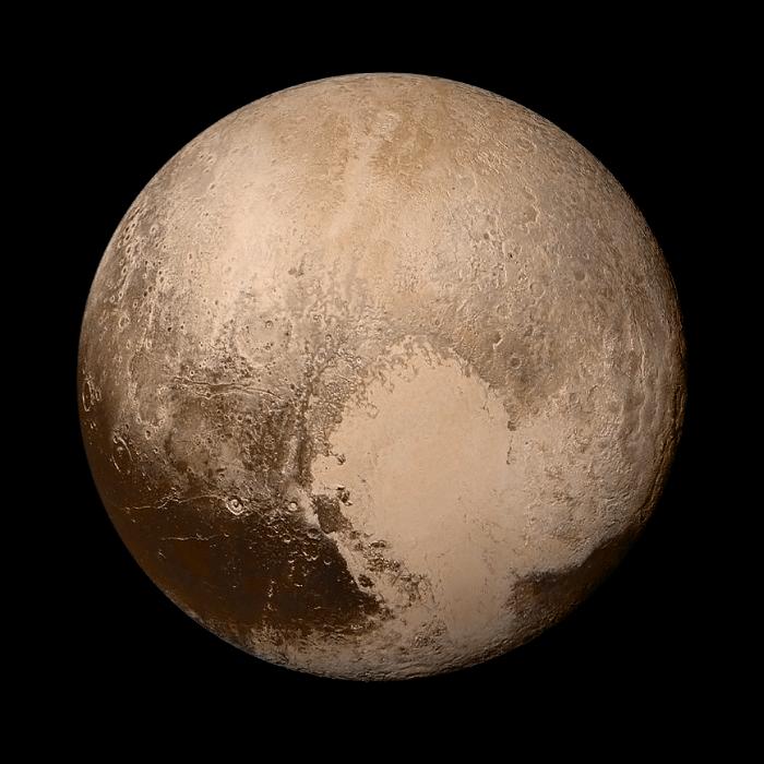 ดาวเคราะห์แคระ, ดาวเคราะห์ในระบบสุริยะ, ดาวพลูโต, ระบบสุริยะจักรวาล