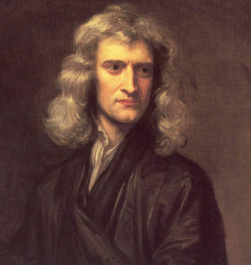 ไอแซ็ค, นิวตัน, Isaac, Newton