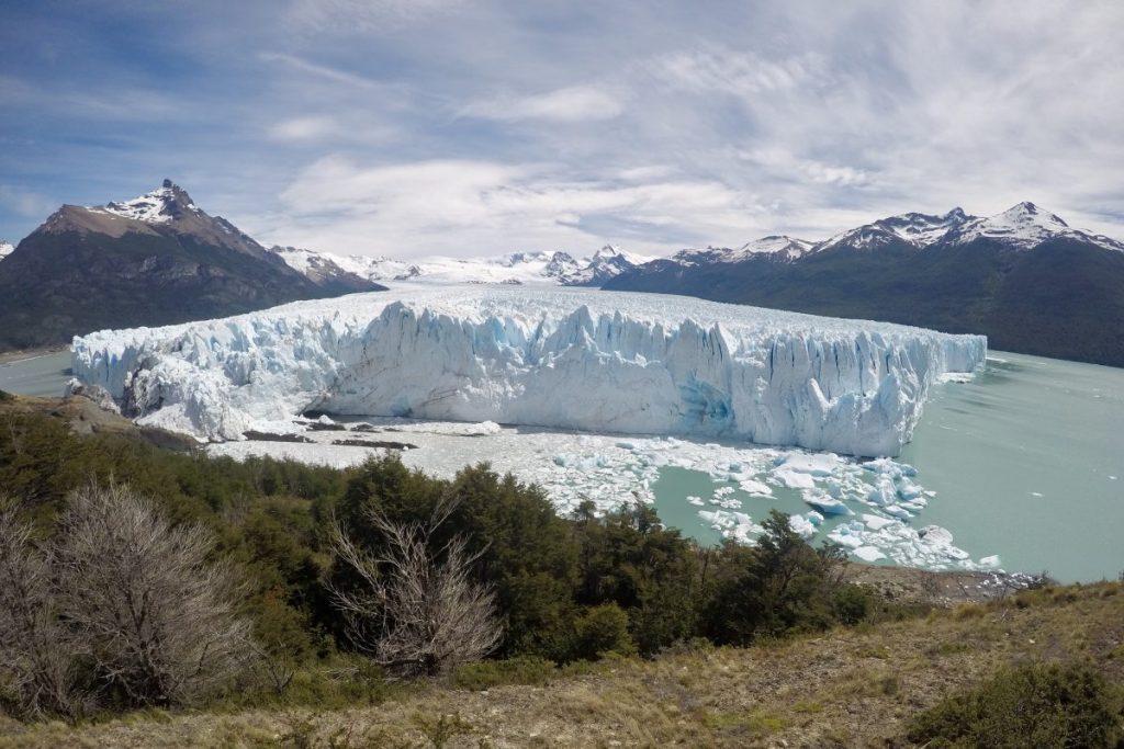ธารน้ำแข็ง, เปริโตโมเรโน, อาร์เจนตินา