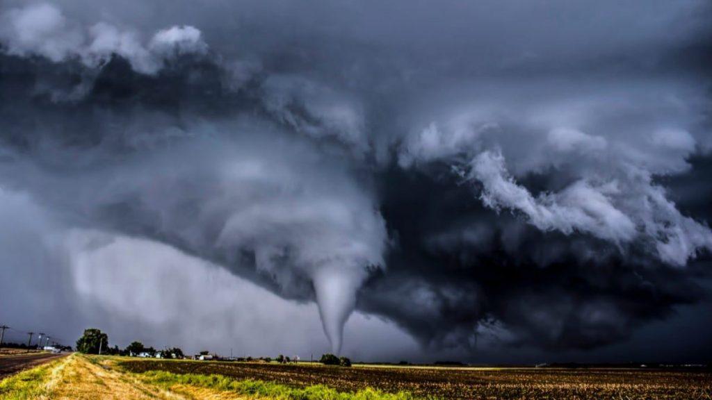 ทอร์นาโด, พายุ, ประเภทของพายุ