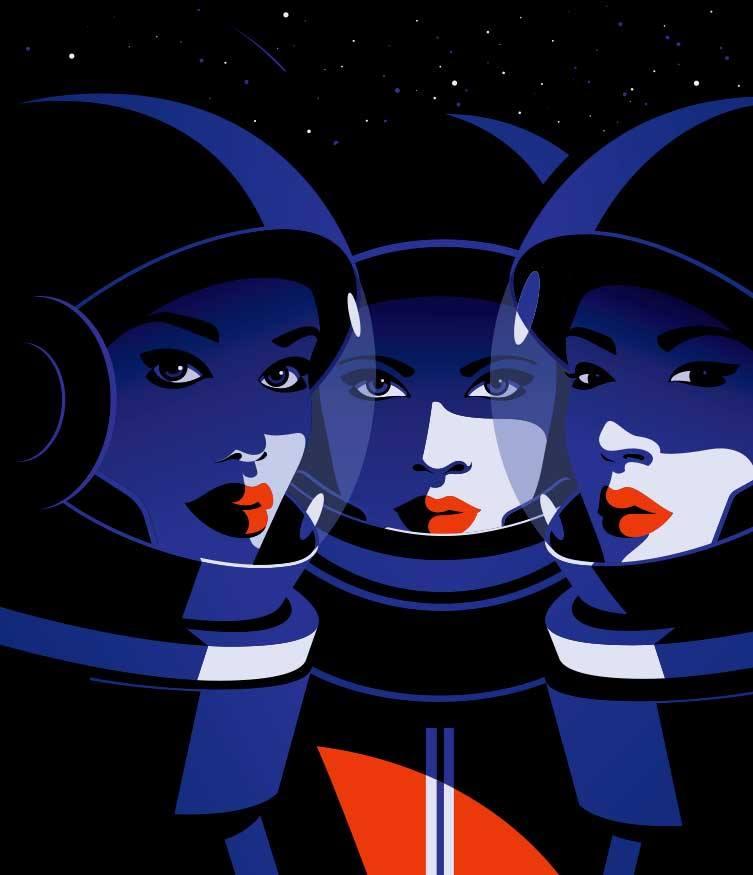 นักบินอวกาศหญิง