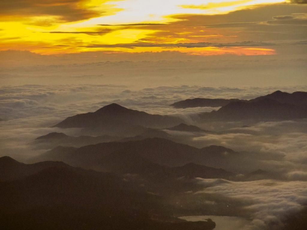 วิวฟูจิ, ภูเขาไฟฟูจิ, ฟูจิงซัง