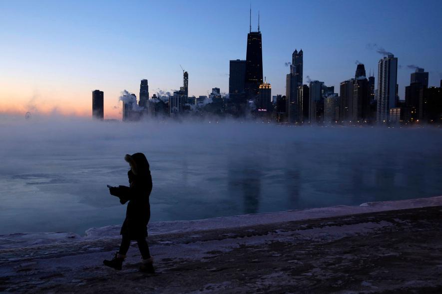 การเปลี่ยนแปลงสภาพภูมิอากาศ, ชิคาโก