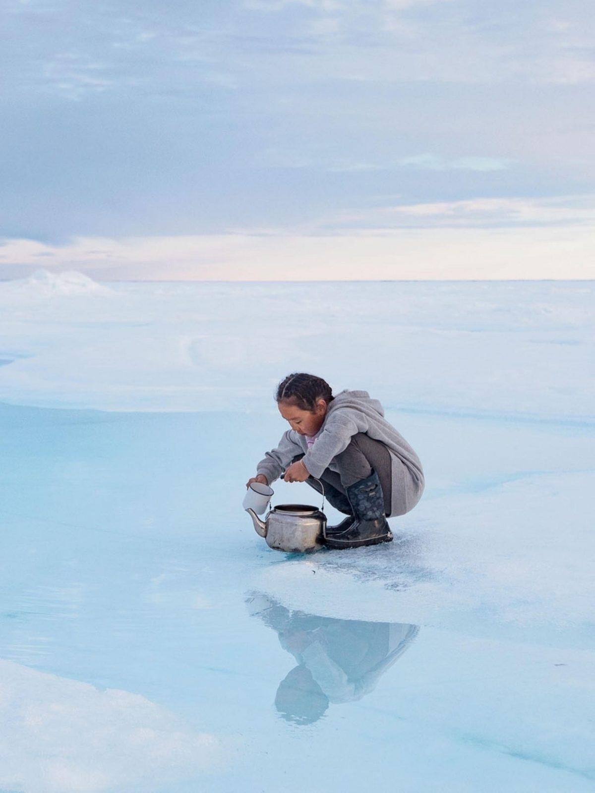 สุขภาพเด็ก, ขั้วโลก