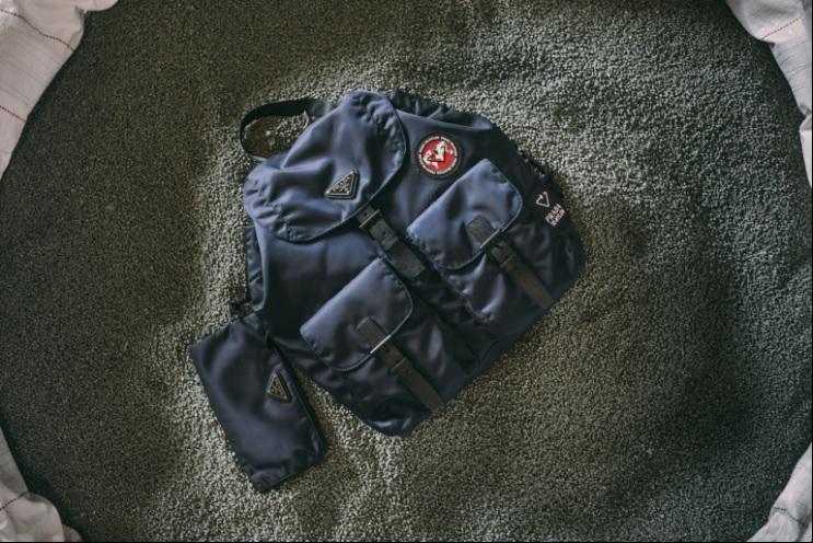 เศษผ้า, กระเป๋า, ปราดา