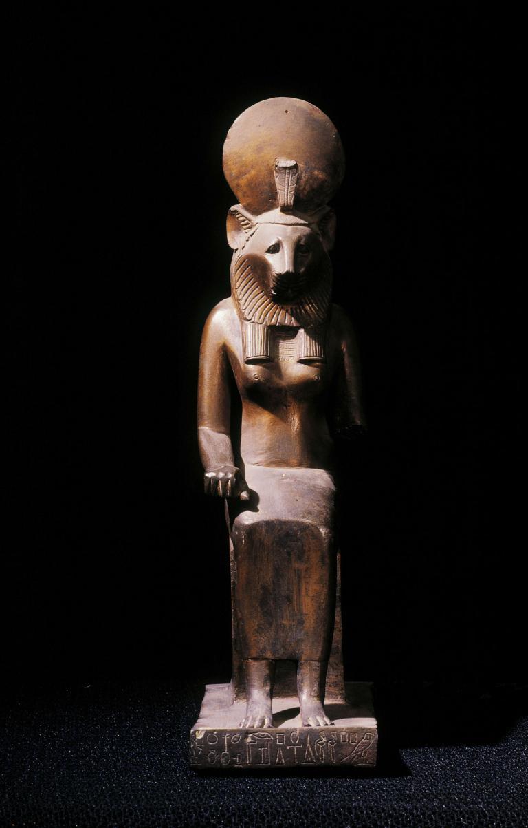 มัมมี่สิงโต,มัมมี่, อียิปต์, Sekhmet