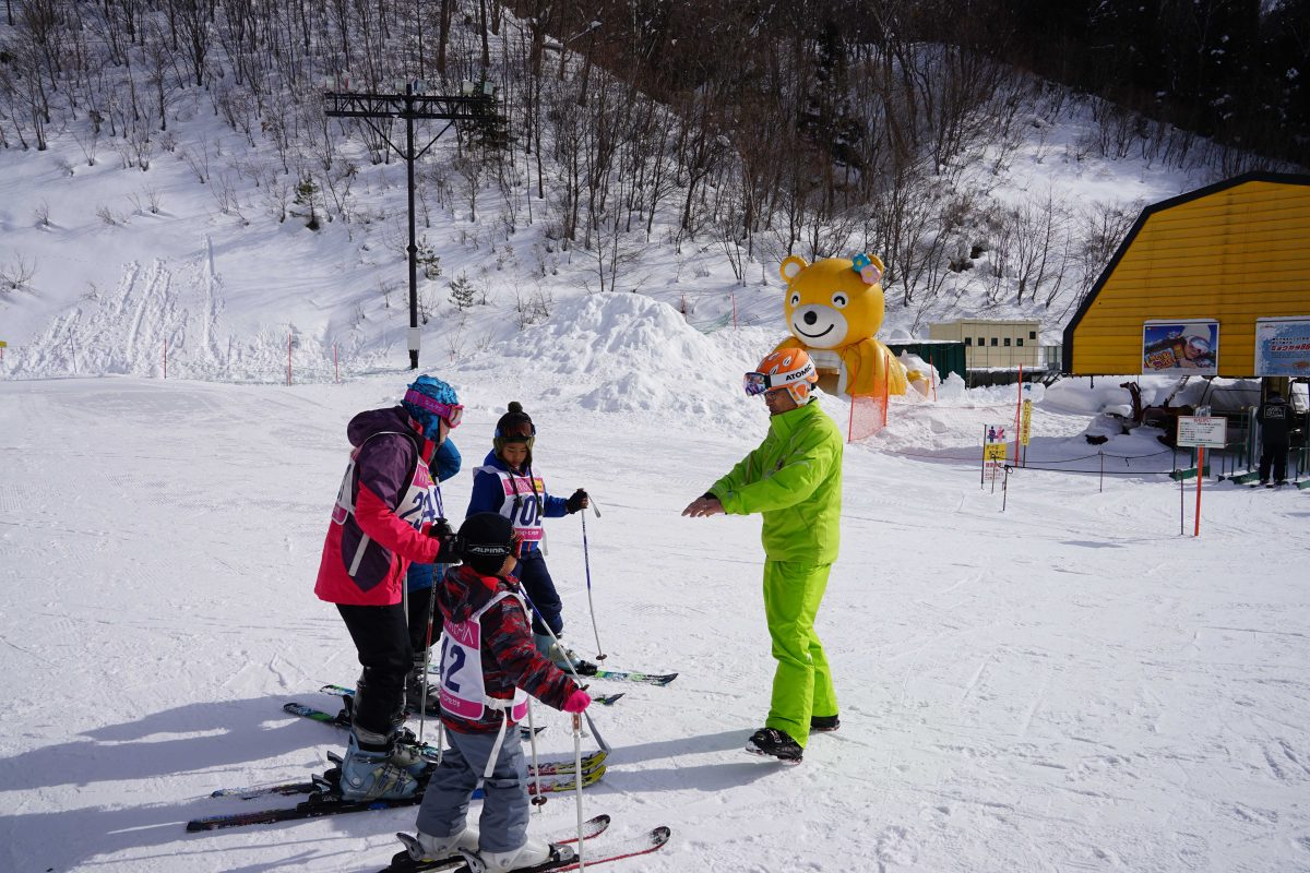 เล่นสกี, เล่นสกีที่ญี่ปุ่น, สกีฮอกไกโด, สกีหิมะ