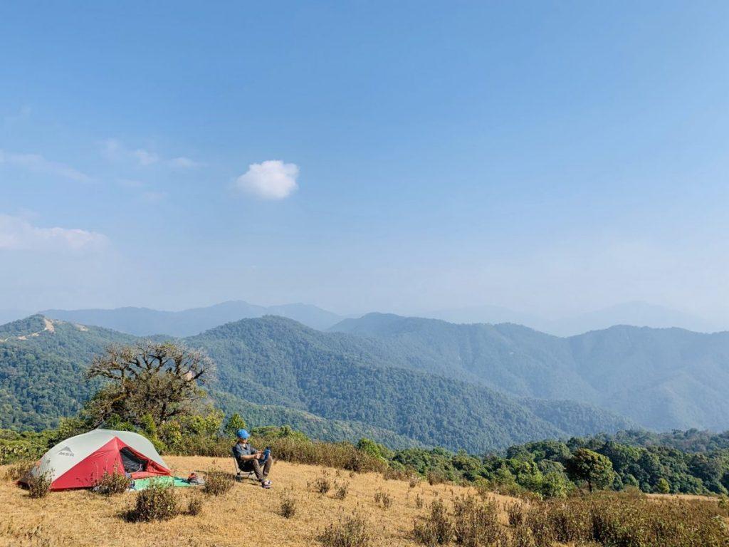 เดินป่า, แม่ฮ่องสอน, ขุนน้ำเงา, Fjallraven Thailand Trail