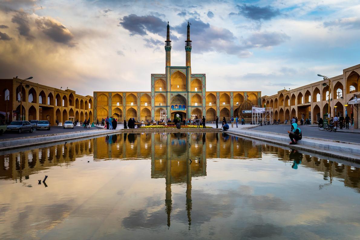 มรดกโลกอิหร่าน, อิหร่าน, มรดกโลก, เที่ยวอิหร่าน