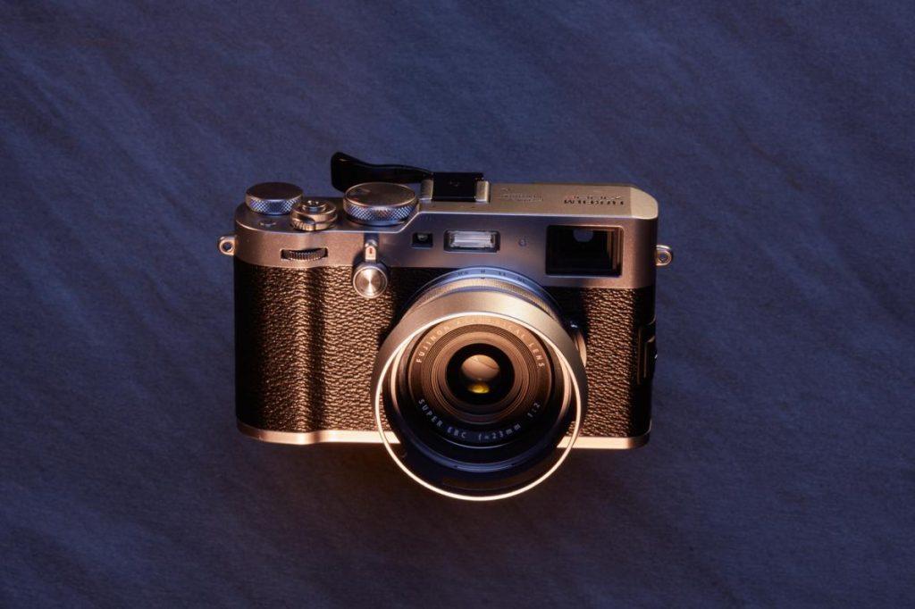 กล้องขนาดพกพา/ กล้องฟูจิ/ fujifilmx100f/