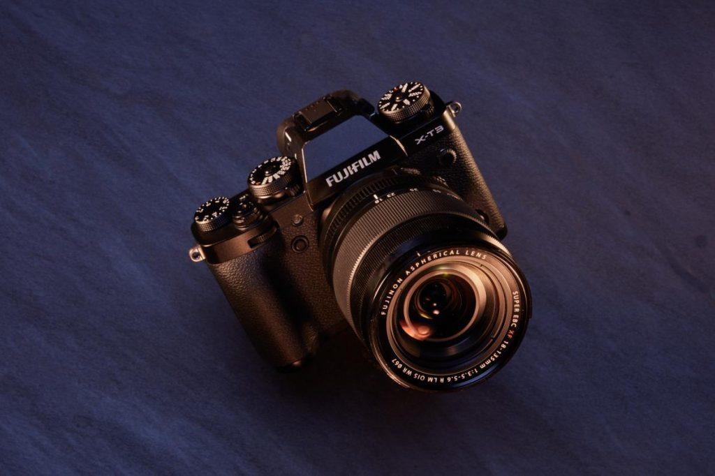 กล้องขนาดพกพา/ กล้องฟูจิ/ fujifilmxt3