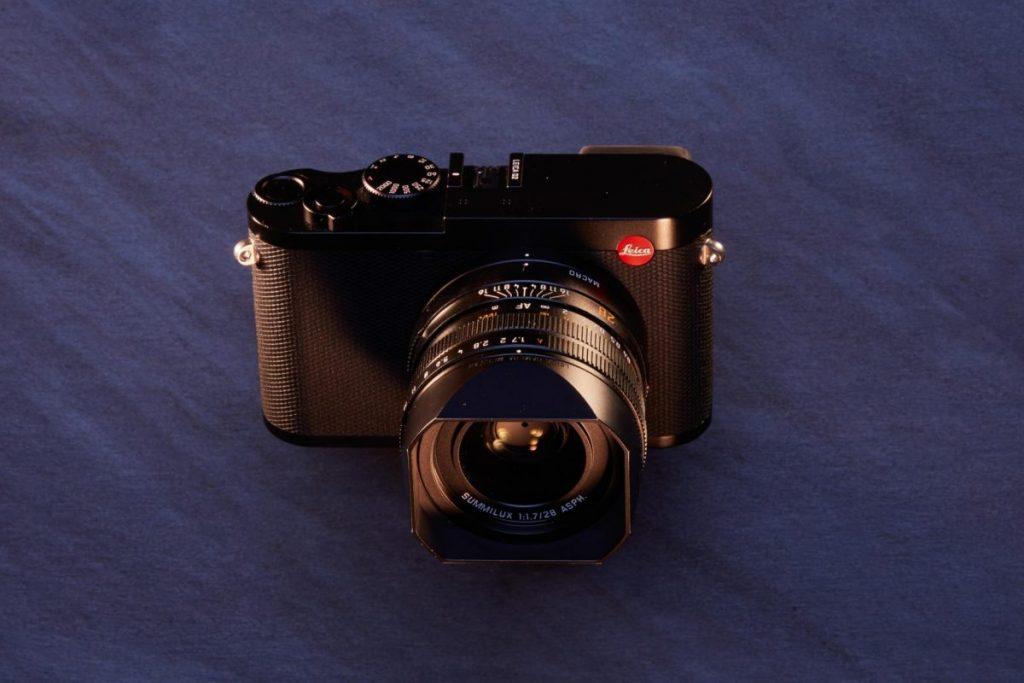 กล้องขนาดพกพา/ กล้องไลก้า/ leicaq2/