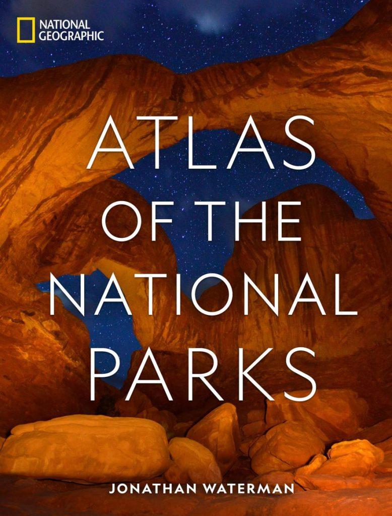 หนังสือท่องเที่ยว/ เที่ยวอเมริกา/ อุทยานแห่งชาติ/