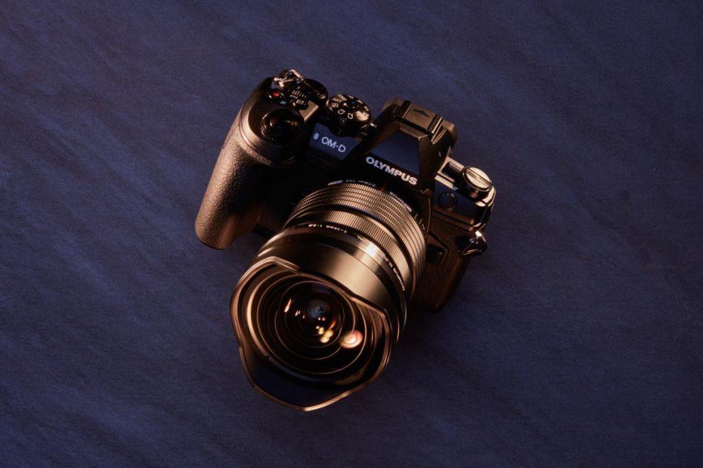 กล้องขนาดพกพา/ กล้องโอลิมปัส/ olympusomdem1ii/