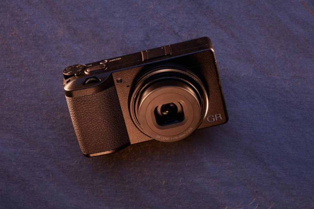 กล้องคอมแพค/ กล้องricoh/ ricohgriii/ กล้องขนาดพกพา/