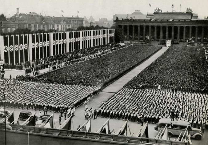 กีฬาโอลิมปิก, โอลิมปิก, บาซี, เบอร์ลิน 1936