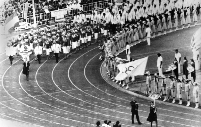 กีฬาโอลิมปิก, มอสโก, โอลิมปิก