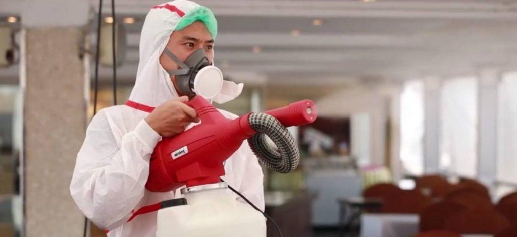 กำจัดเชื้อไวรัส, น้ำยาฆ่าเชื้อโรค, น้ำยาทำความสะอาด