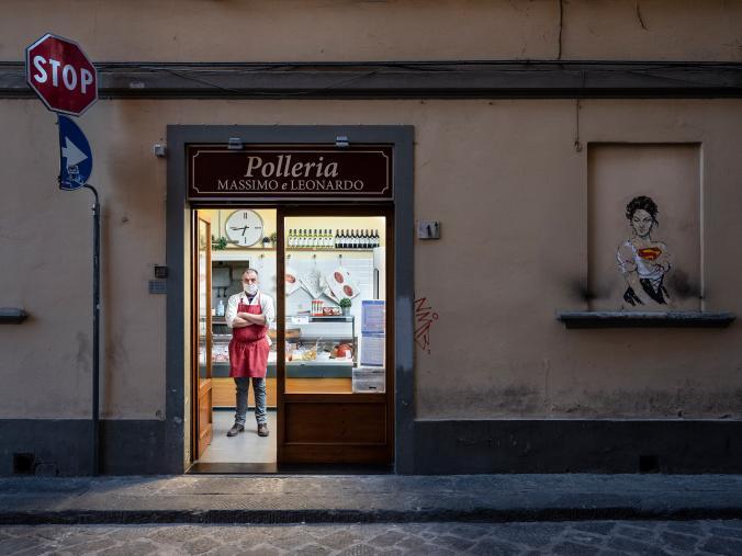 ร้านขายเนื้อ, อิตาลี