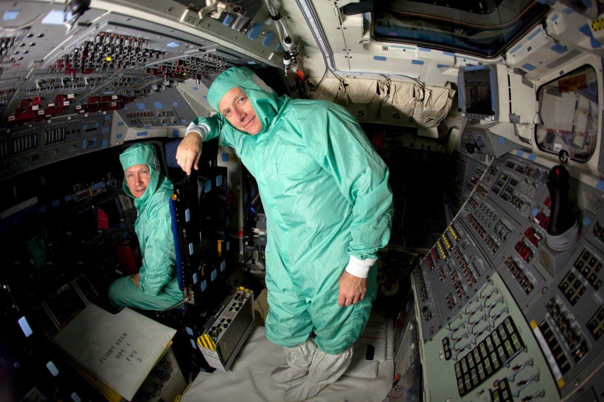 SpaceX, นักบินอวกาศ