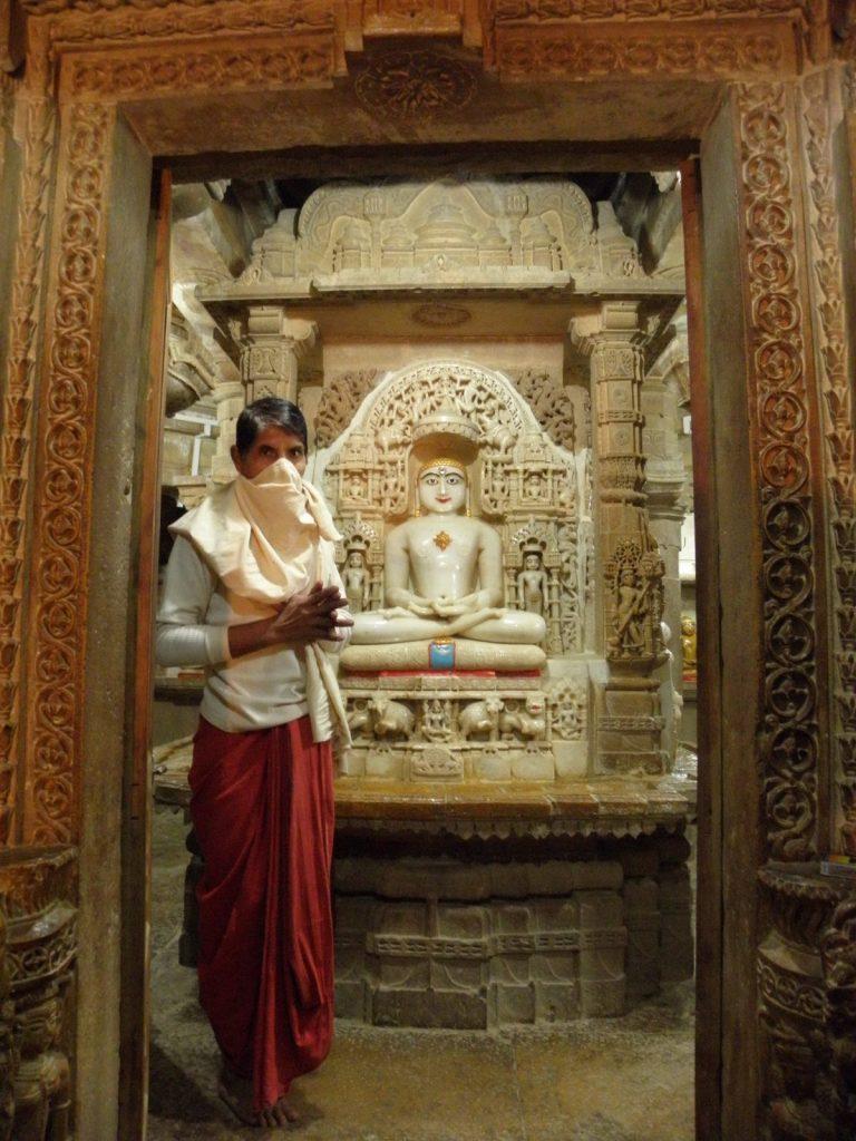 เชน, ศาสนาเชน, ศาสนสถาน, อินเดีย