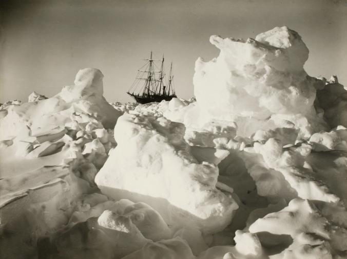 แอนตาร์กติกา, ขั้วโลก, เรือสำรวจ
