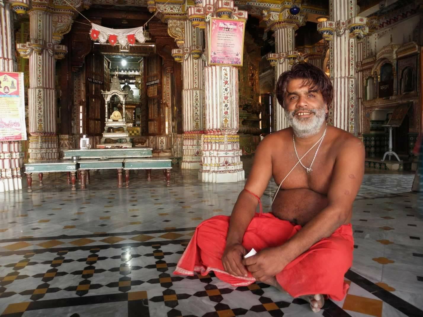 ชน, ศาสนาเชน, ศาสนสถาน, อินเดีย