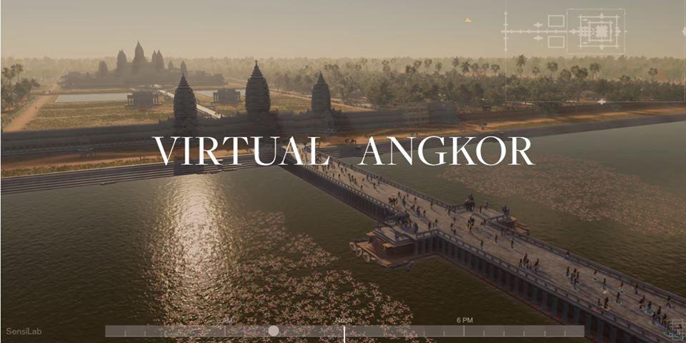 Virtual tour, นครวัด