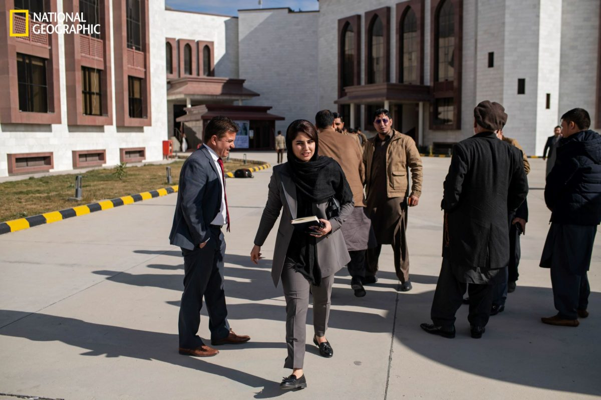 ผู้หญิงตะวันออกกลาง, อัฟกานิสถาน