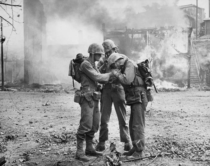 สงครามเกาหลี, ทหารสหรัฐ