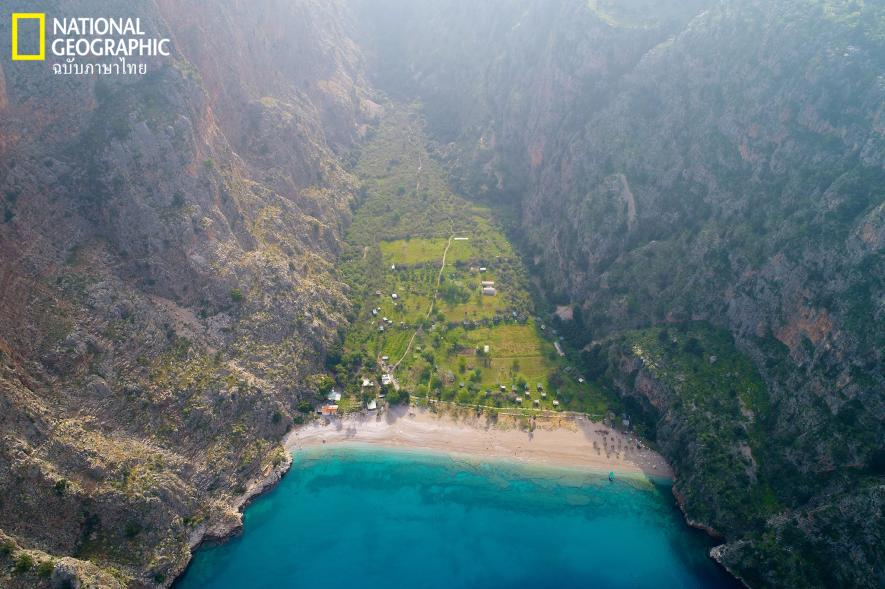 ตุรกี, ทะเล, ชายหาด
