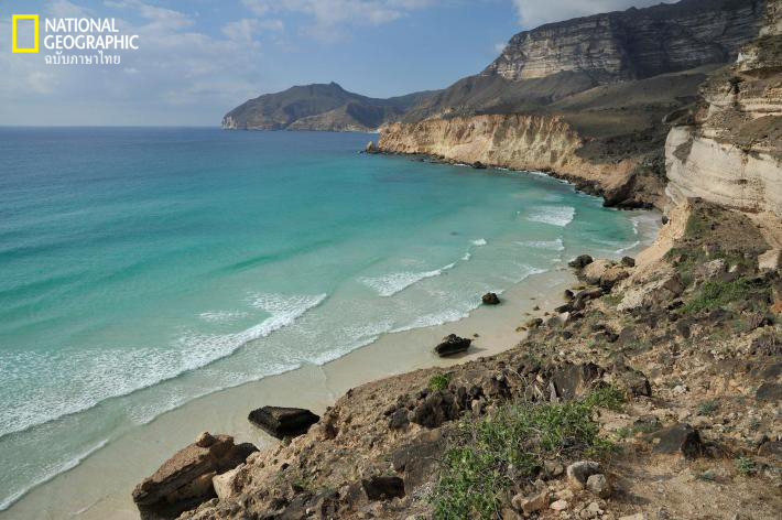 ชายหาดตะวันออกกลาง, ทะเล, ตะวันออกกลาง, ชายหาด