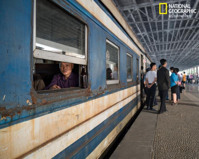 รถไฟเกาหลีเหนือ, รถไฟ