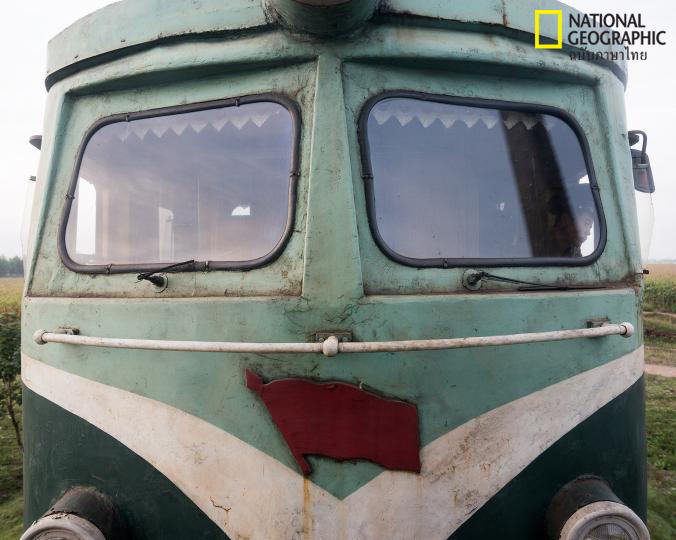 หัวรถไฟ, เกาหลีเหนือ