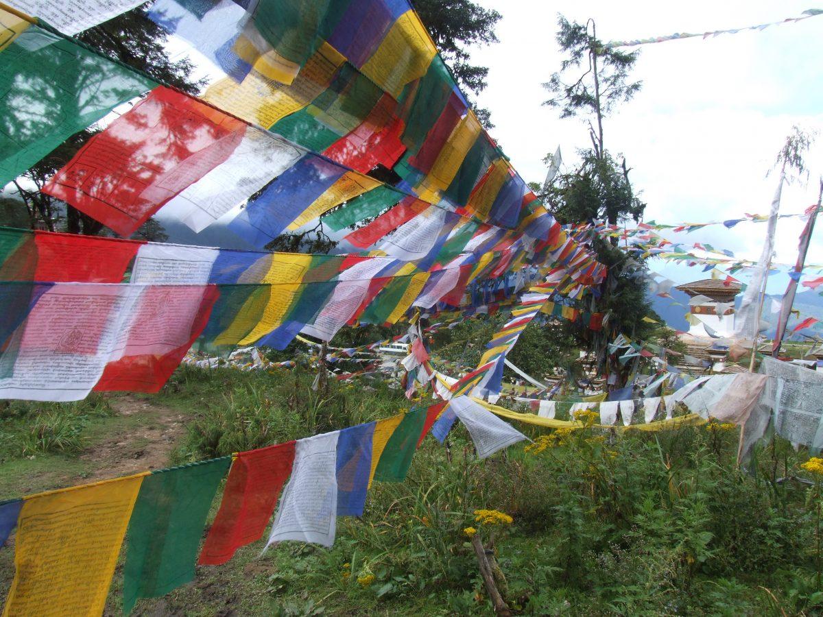 ธงมนตรา, ธงมนต์, ภูฏาน, ความเชื่อ, ศาสนา