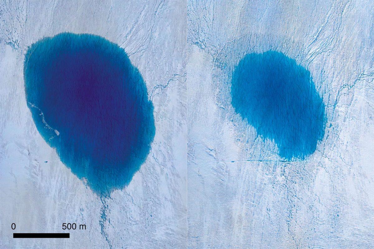 กรีนแลนด์, น้ำแข็งขั้วโลกละลาย, โลกร้อน, ขั้วโลก, การเปลี่ยนแปลงสภาพอากาศ