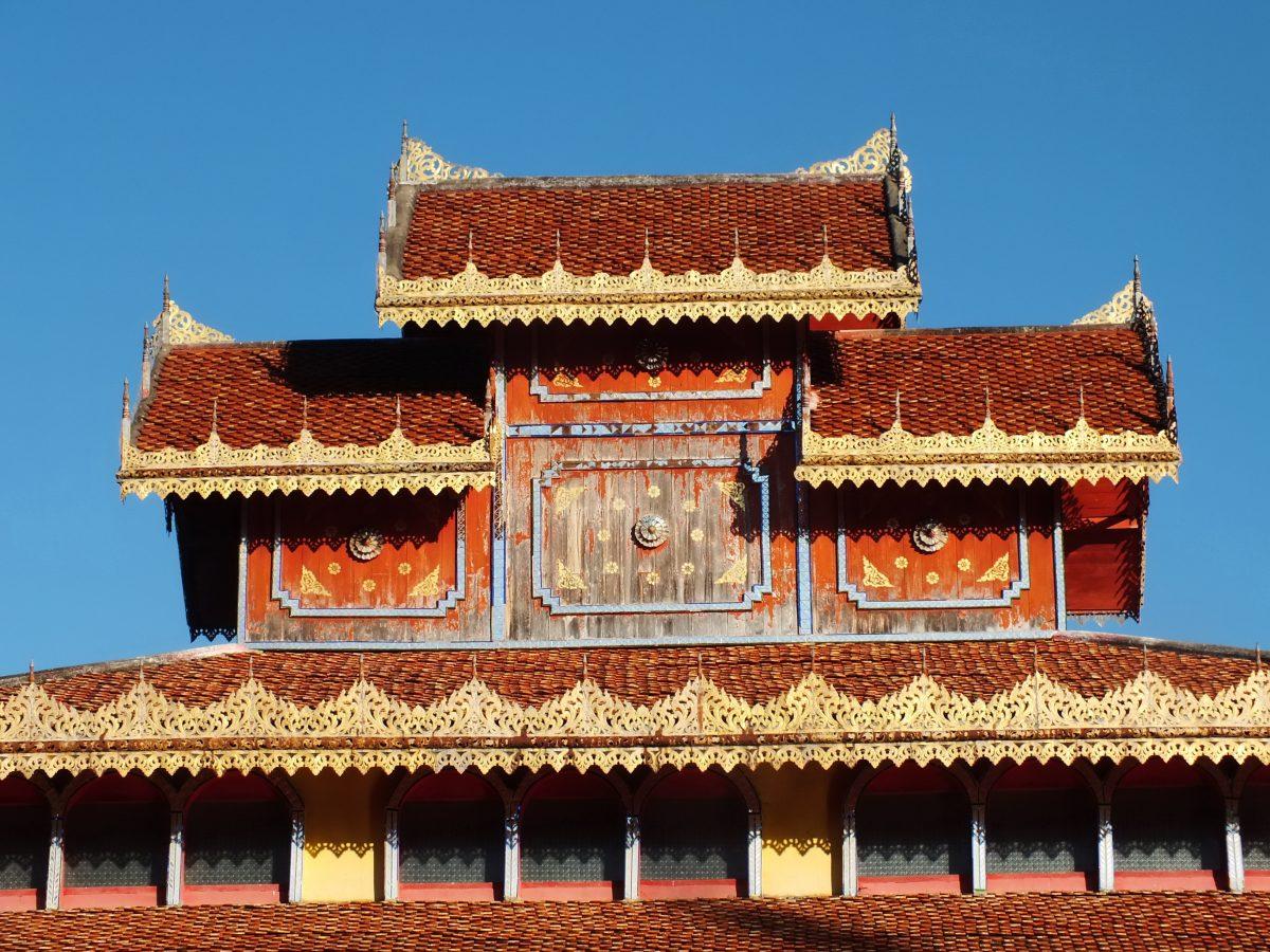 ปานถ่อง, ปานซอย, สถาปัตยกรรม, เมียนมา, วัด, พม่า