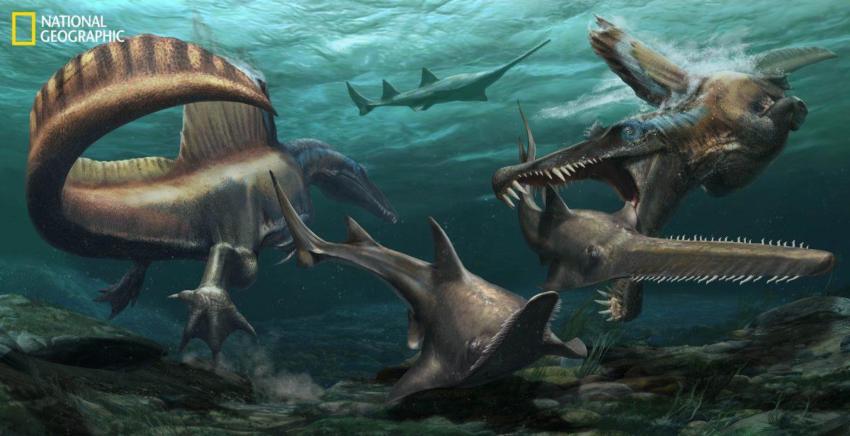 ไดโนเสาร์, ยุคดึกดำบรรพ์