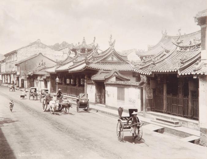 ประวัติศาสตร์สิงคโปร์, สิงคโปร์, พหุวัฒนธรรม