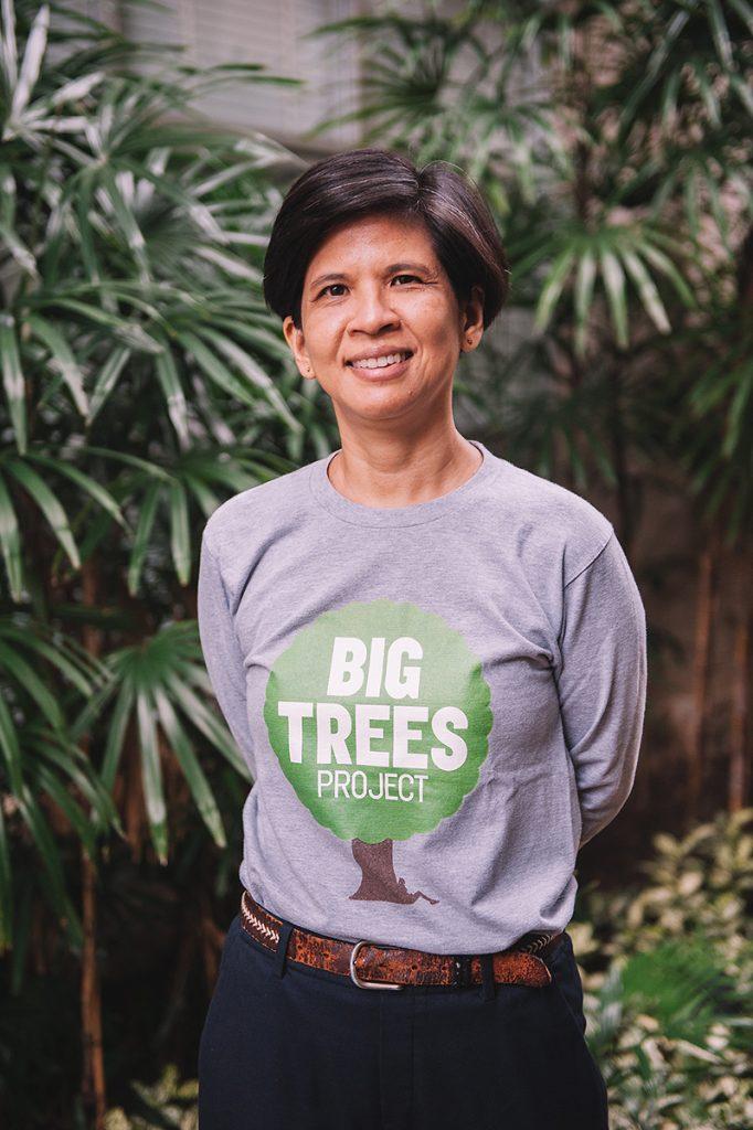 Big trees, อรยา สูตะบุตร, ต้นไม้ใหญ่